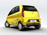 Photos of Tata Nano Luxury 2008