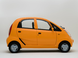 Pictures of Tata Nano Basic 2008