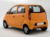 Tata Nano Basic 2008 photos