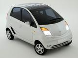 Tata Nano Luxury 2008 photos