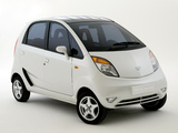Tata Nano Luxury 2008 wallpapers