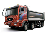 Pictures of Tata-Daewoo Super Novus 8x4 2006