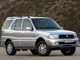 Pictures of Tata Safari 2005–09