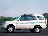 Tata Safari 1998–2005 photos
