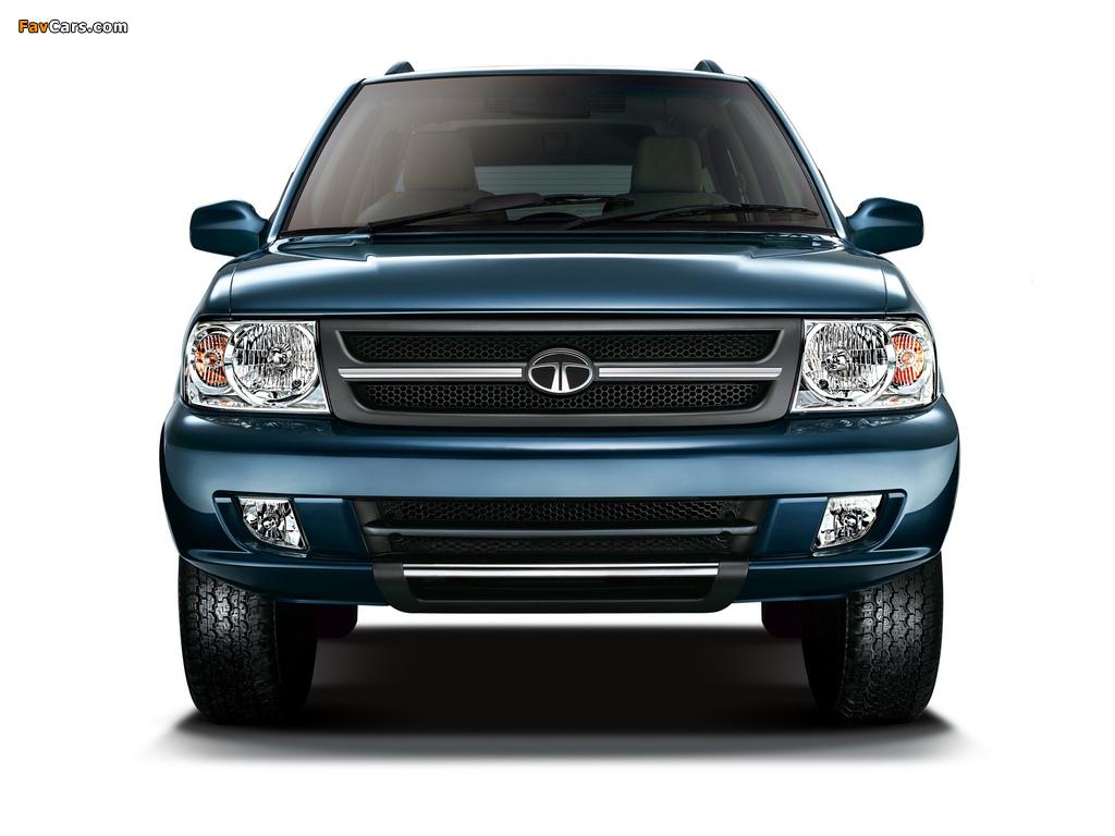 Tata Safari 2009 images (1024 x 768)