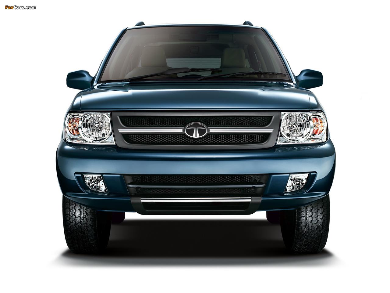 Tata Safari 2009 images (1280 x 960)