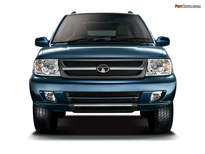Tata Safari 2009 images (800 x 600)