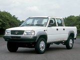 Images of Tata Telcoline Double Cab 2005–07