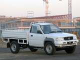 Images of Tata Telcoline 207 Di Single Cab 2006–07