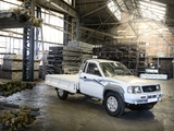 Tata 207 Di Ex2 Turbo Worker Single Cab 2008 wallpapers