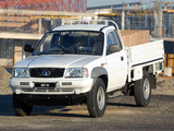 Tata Telcoline 207 Di Single Cab 2006–07 wallpapers
