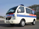 Tata Venture Ambulance 2010 wallpapers