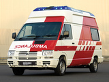 Pictures of Tata Winger Ambulance 2007