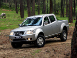 Images of Tata Xenon Double Cab EU-spec 2007