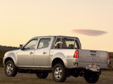 Pictures of Tata Xenon Double Cab EU-spec 2007