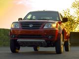 Tata Xenon XT 2007 pictures