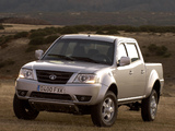 Tata Xenon Double Cab EU-spec 2007 wallpapers