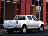 Tata Xenon Double Cab ZA-spec 2008 photos