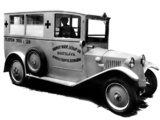 Tatra 13 Sanitka 1924 photos