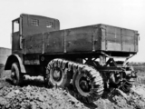 Photos of Tatra T25 6x6 Tractor Prototype 1926