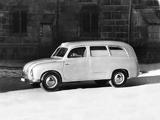 Tatra T201 RZP Prototype 1947 photos