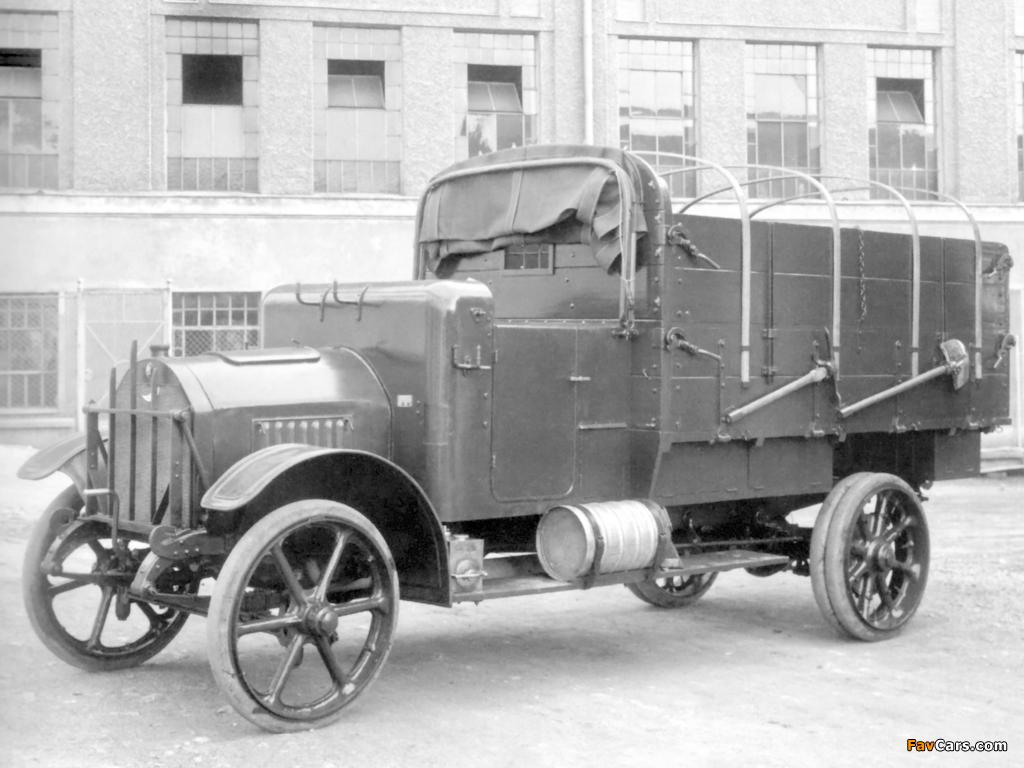 Photos of Tatra NW TL2 1915–24 (1024 x 768)