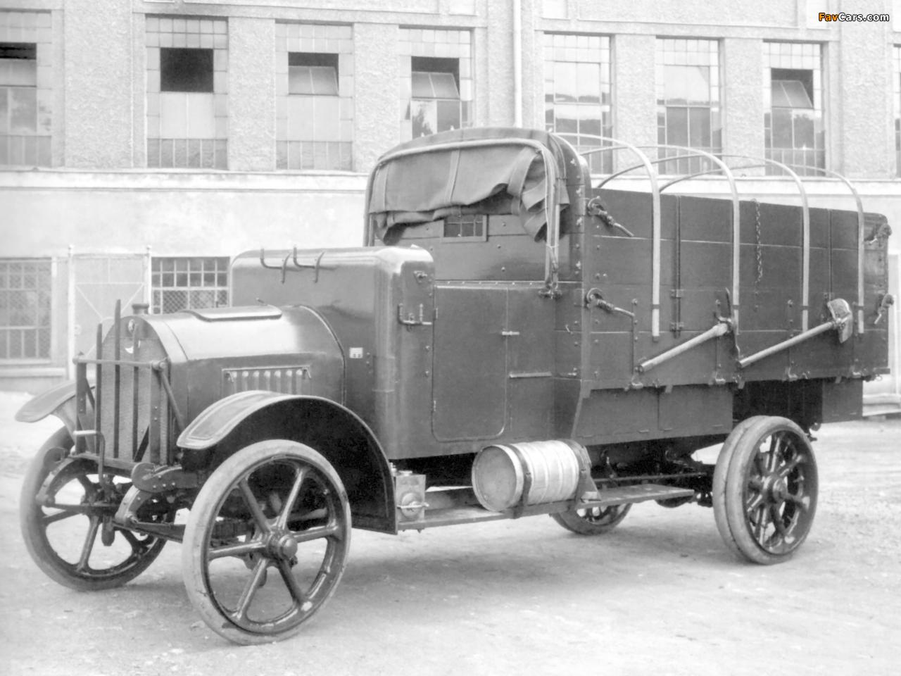 Photos of Tatra NW TL2 1915–24 (1280 x 960)