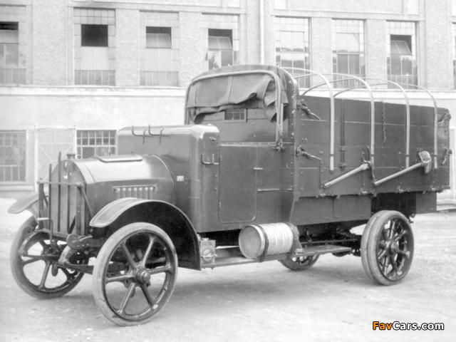 Photos of Tatra NW TL2 1915–24 (640 x 480)