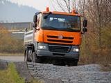 Images of Tatra Phoenix T158 4x4.2 Dump Truck 2011