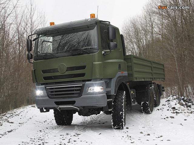 Images of Tatra Phoenix T158 6x6.1 2011 (640 x 480)