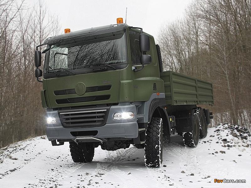 Images of Tatra Phoenix T158 6x6.1 2011 (800 x 600)