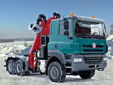 Pictures of Tatra Phoenix T158 6x6.2 2011
