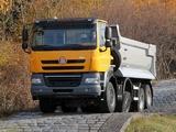 Tatra Phoenix T158 8x8.2 Dump Truck 2011 pictures