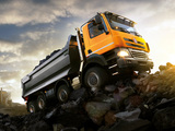 Tatra Phoenix T158 8x8.2 Dump Truck 2011 wallpapers
