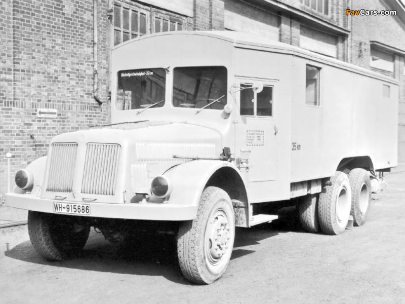 Images of Tatra 6500/111 1942–43 (800 x 600)