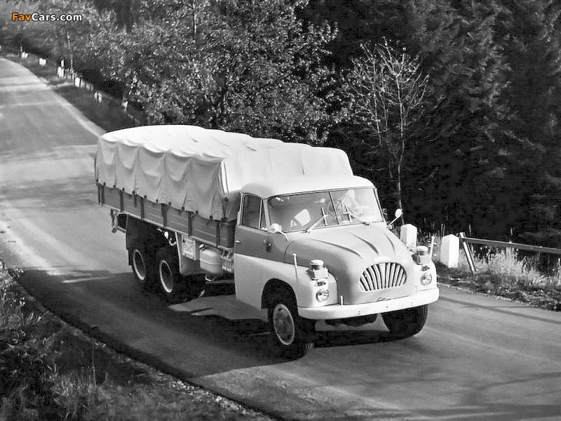 Images of Tatra T138V 6x6 1967–72 (800 x 600)