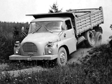 Tatra T138 S3 6x6 Prototype 1957 images