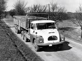 Tatra T138 NT 6x6 1958–62 photos
