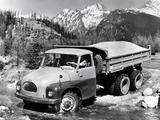 Tatra T138 S3 6x6 1958–62 photos