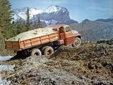 Tatra T138 S3 6x6 1958–62 wallpapers