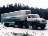 Tatra T138 NTt 4x4 1958–62 wallpapers