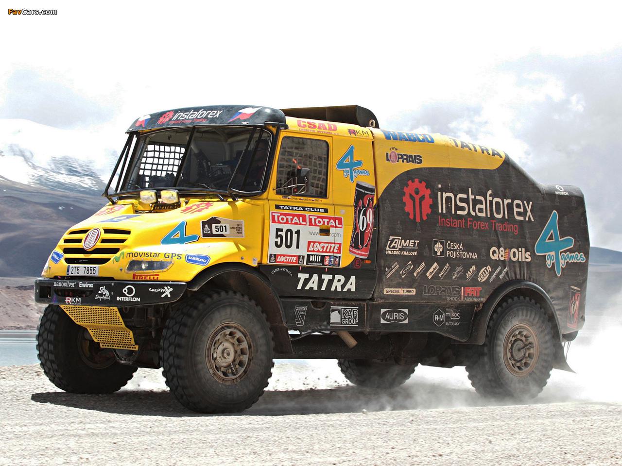 Images of Tatra Yamal Rally Truck 2011 (1280 x 960)