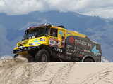 Photos of Tatra Yamal Rally Truck 2011