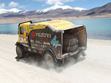 Tatra Yamal Rally Truck 2011 wallpapers