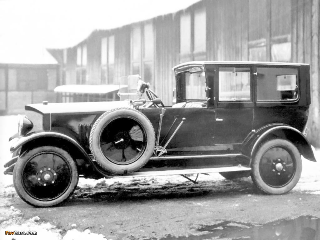 Images of Tatra T20 Limousine 1923 (1024 x 768)