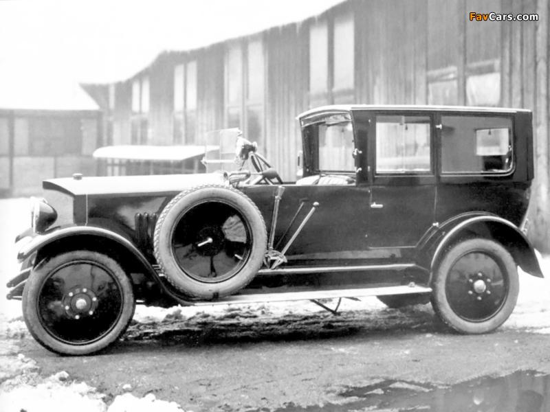 Images of Tatra T20 Limousine 1923 (800 x 600)