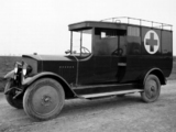 Tatra T20 Ambulance 1923–25 photos