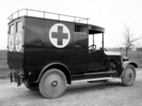 Tatra T20 Ambulance 1923–25 pictures
