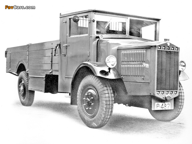 Pictures of Tatra T27 1931–39 (640 x 480)