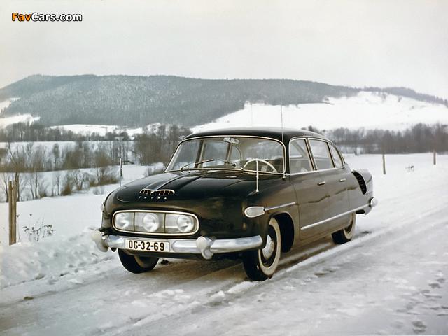 Tatra T603 1956–62 photos (640 x 480)